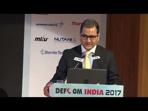 Randeep Raina, Head of Technology, Nokia India speaks on leveraging technology in armed forces