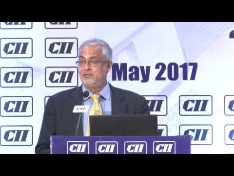 Bhaskar Pramanik, Chairman-CII BANKing TECH Summit 2017 highlights the integration of technology in the BFSI industry