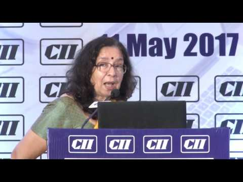 Shikha Sharma, MD & CEO, Axis Bank speaks on innovation in the banking sector and the role of technology