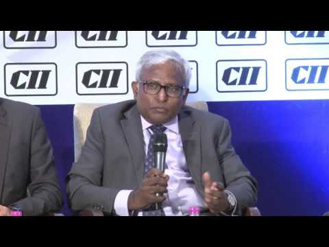 Interaction with the audience at Panel Discussion: II 'Technology as key differentiators-Challenge from new players and NBFCs'