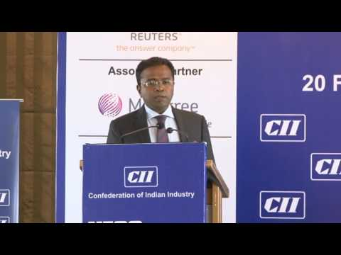 Address by Sai Venkateshwaran, Partner and Head, Accounting Advisory Services, KPMG India