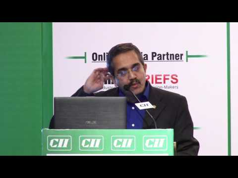 Concluding Remarks by Sriram Narayanan, Co-Chair-CII Entrepreneurship Conclave 2017 and Co-Chair-CII (WR) MSME Sub-Committee