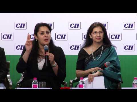 Interaction with the audience on 'Carving a new identity-Women Entrepreneurs'