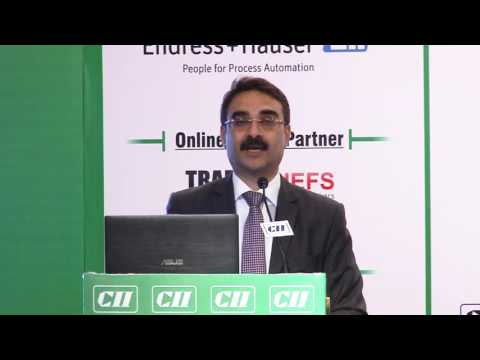 Summing up of discussions by Sandeep Naolekar, Chairman-CII Entrepreneurship Conclave 2017