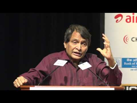 Address by Shri Suresh Prabhu, Minister of Railways, Government of India