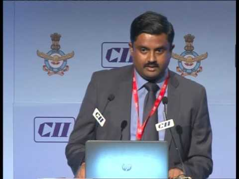 Address by Prashanth Rajanna, Director, India Office, Pilatus Aircraft Ltd. on the challenges in acquiring aerospace manufacturing capabilities and way ahead