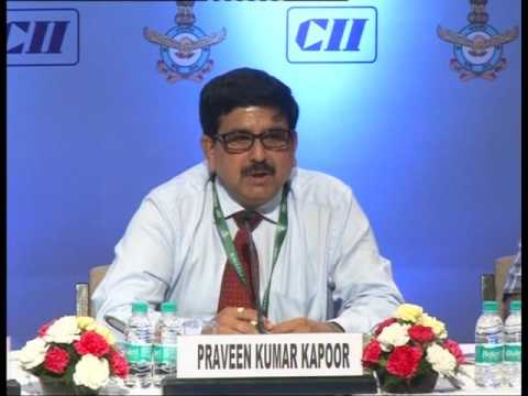 Concluding Remarks by Praveen Kumar Kapoor, Director General, Aeronautical Quality Assurance