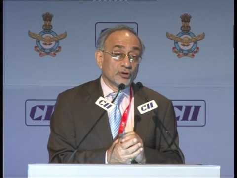 Concluding Remarks by Satish K Kaura, Chairman, CII Northern Region Defence Committee