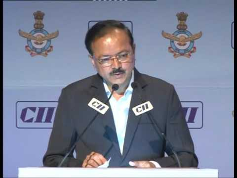 Inaugural Address by Dr Subhash Bhamre, Hon'ble, Raksha Rajya Mantri, Government of India