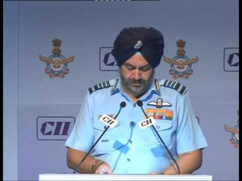 Key Note Address by Air Chief Marshal BS Dhanoa, PVSM, AVSM, YSM, VM, ADC, Chief of the Air Staff, Indian Air Force