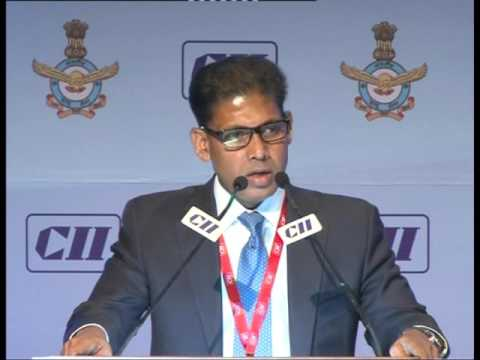 Address by Pratyush Kumar, Member, CII National Defence Committee