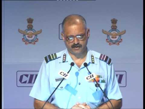 Welcome Address by Air Marshal Sanjay Sharma, AVSM, Air Officer In-charge Maintenance Indian Air Force