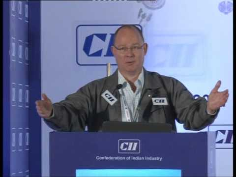 Theme Introduction by Colin MacDonald, CEO & Managing Director, Renault Nissan Automotive India Pvt Ltd