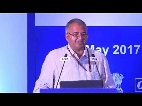 Address by S N Tripathy, AS and DC, Ministry of MSME