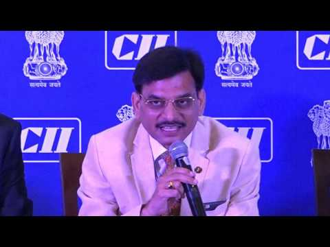 Address by Dr S K Saxena, Director, Export Inspection Council