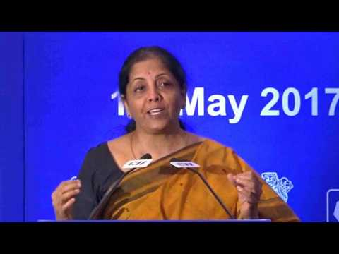 Inaugural Address by Smt Nirmala Sitharaman, Minister of State (IC) for Commerce and Industry