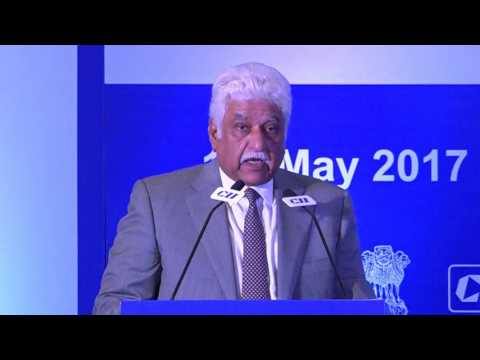 Address by Rakesh Bharti Mittal, President-Designate, Confederation of Indian Industry
