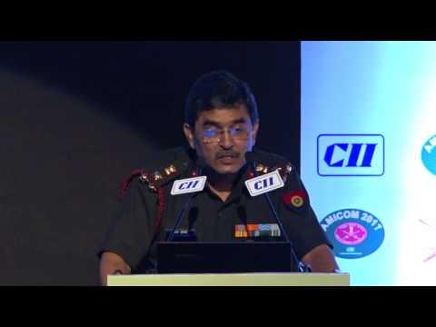Address by Brig Ratan Kumar, DDG EM (B), Indian Army