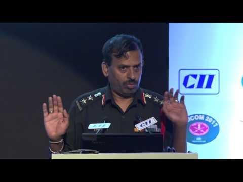 Address by Col SS Balaji