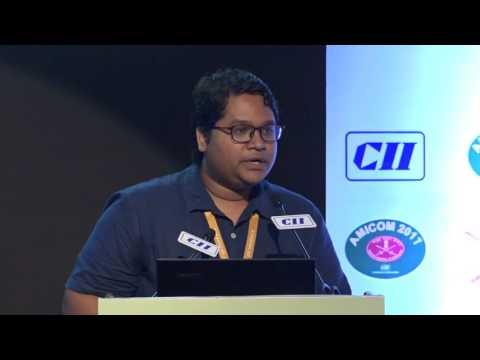 Address by Sandeep Kumar Yadav, Dy. IFA