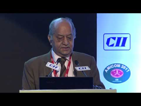 Address by Col V V Jadhav (Retd.), Project Director, Mahasainik Industrial Estate