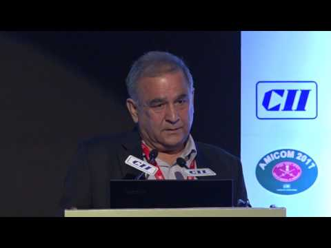 Address by Nalin Kohli, Chairman & CEO, Araina Enterprises Pvt Ltd.