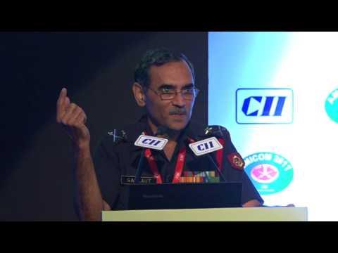 Address by Maj Gen Ajay Gahlaut, ADG QA (EE), Indian Army