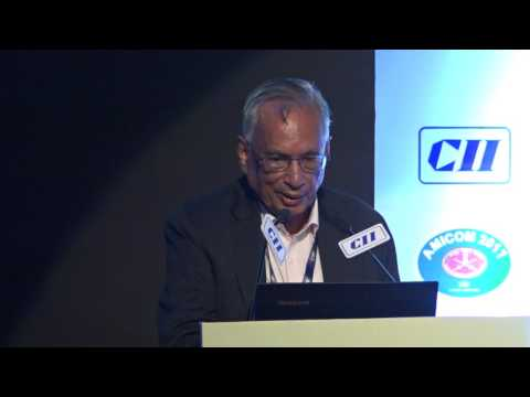 Address by Dr S V Kannan, Technical Adviser and Director, Solar Industries India Ltd.