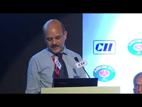 Address by Atul Gupta, Deputy Director General, Ordnance Factory Board