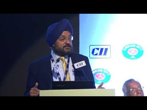 Address by Amandeep Singh, Head (Defence), Ashok Leyland Limited