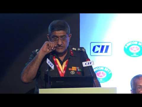Address by Brig S Bhalla, DDG DOI, Indian Army