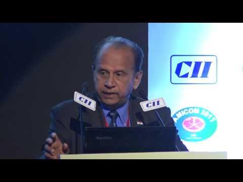 Address by Col HS Shankar (Retd), Chairman & Managing Director, Alpha Design Technologies Pvt Ltd