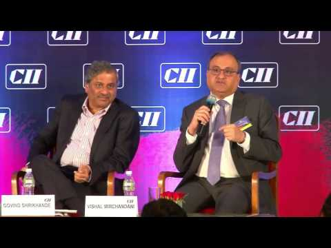 Interaction with the audience at Panel Discussion IV: Reinventing the Retail Space of Tomorrow