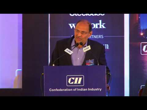 Concluding Remarks by Rishi Bagla, Chairman, CII Maharashtra State Council