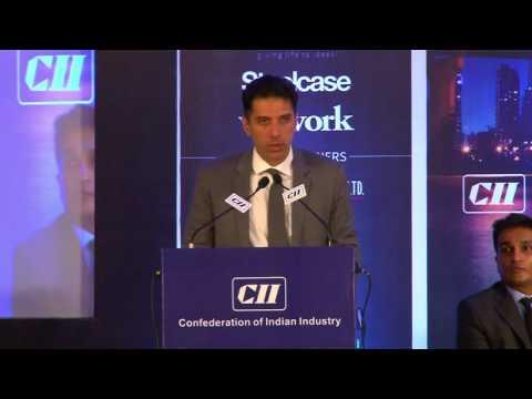 Address by Neel Raheja, Co-Chairman, CII National Committee on Real Estate & K Raheja Corp