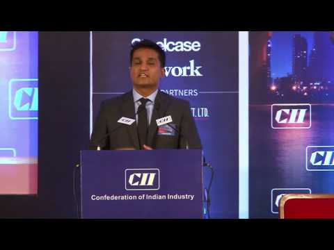 Address by Ramesh Nair, Chairman, CII Realty & Infrastructure Conclave and CEO & Country Head, JLL India