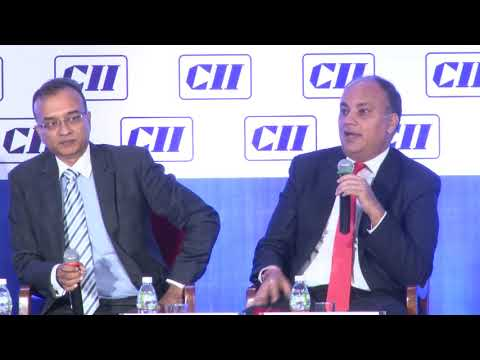 Interaction with the audience at Session V: 'Pensions and Retirement Solutions: ...