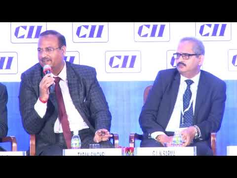 Interaction with the audience at Session IV: 'Reinsurance: Making India a Reinsurance Hub by 2030'