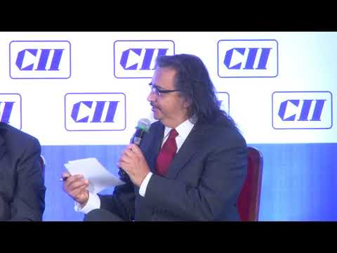 Panel Discussion on the  Session IV: 'Reinsurance: Making India a Reinsurance Hub by 2030