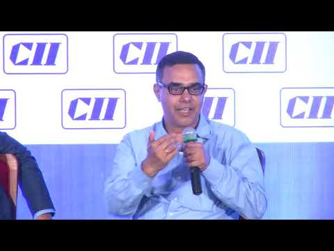 Interaction with the audience at Session III: Broadening Investment Horizons: Policyholders' and 'Shareholders' Funds