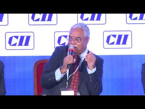 Interaction with the audience at Session II: Digitisation and Fraud Management