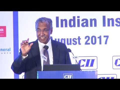 Inaugural Address by T S Vijayan, Chairman, IRDA