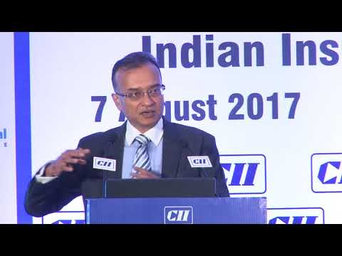 Address by Joydeep K Roy, Partner and Leader, Insurance and Allied Businesses, PwC