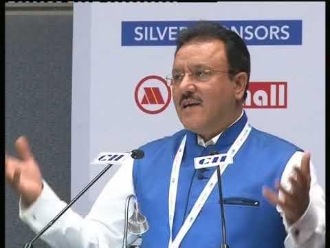Address by Manish Trehan, CEO, PTU Nalanda School of TQM & Entrepreneurship