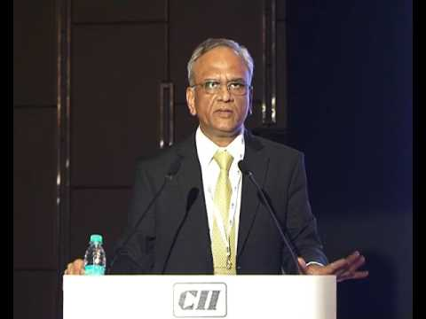 Address by Dinesh Bhrushundi, Chief Quality Officer, Delhi International Airport (P) Limited