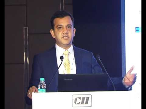 Address by Parag Satpute, Managing Director, Sandvik Asia