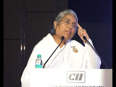 Talk by Rajyogini Brahma Kumari Sister Asha