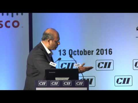 Interaction with the Audience at Panel Discussion II: 'India Smart City 2020-IoT Impact'