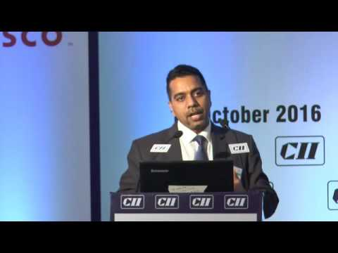 Address by Arun Bhatia, Managing Director, Carrier Airconditioning and Refrigeration Ltd.