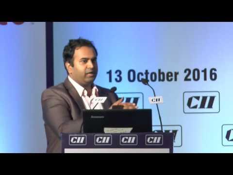 Address by Prasun Agrawal, Founding Partner, Gaia Smart Cities